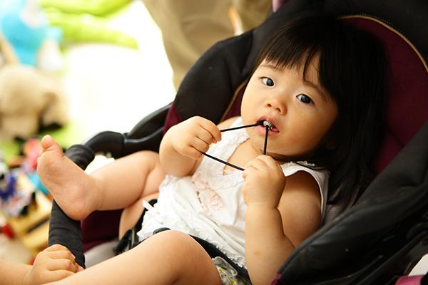 あかちゃん(6ヶ月~1才半頃)の虫歯予防