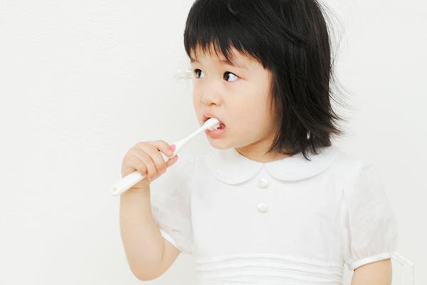 1才半~2才児の虫歯予防