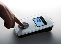 オステルISQ(インプラントの測定機器)